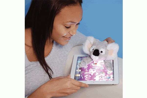Koala Screen Wipe #tablets #stuffedanimals