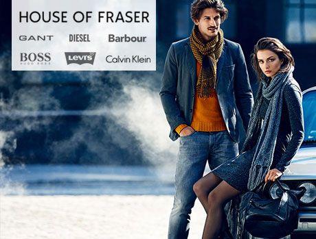 25% Off Brands at House of Fraser Sale