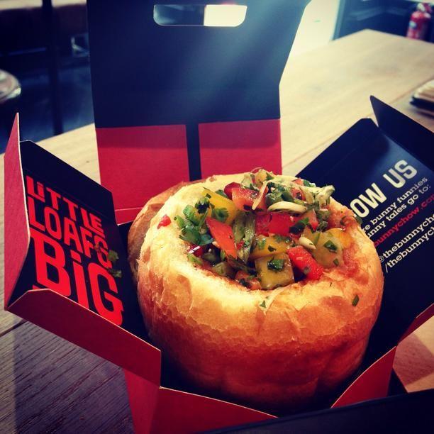 Tummy rumbling yet? Well mine is so I've stopped by Bunnychow! These guys have only ...