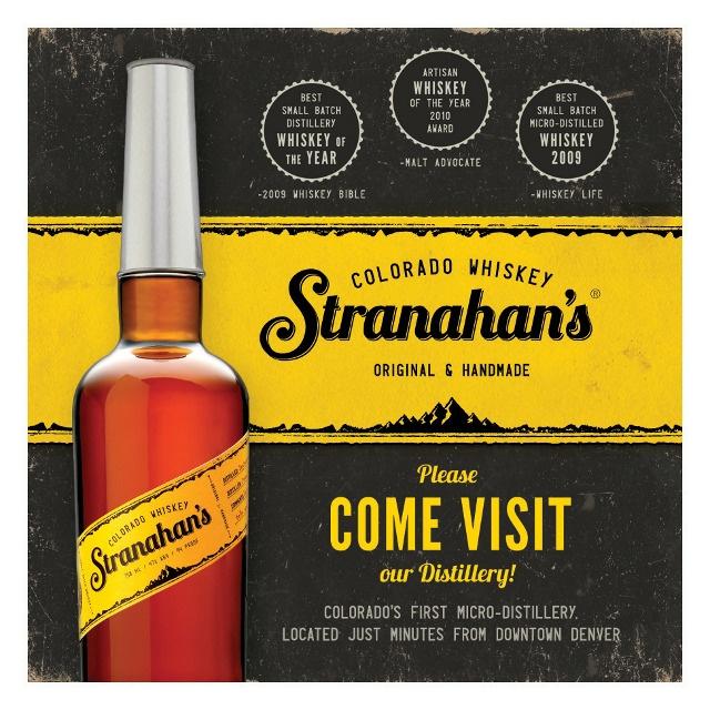 Stranahan's Whiskey Rebranding - The Made Shop