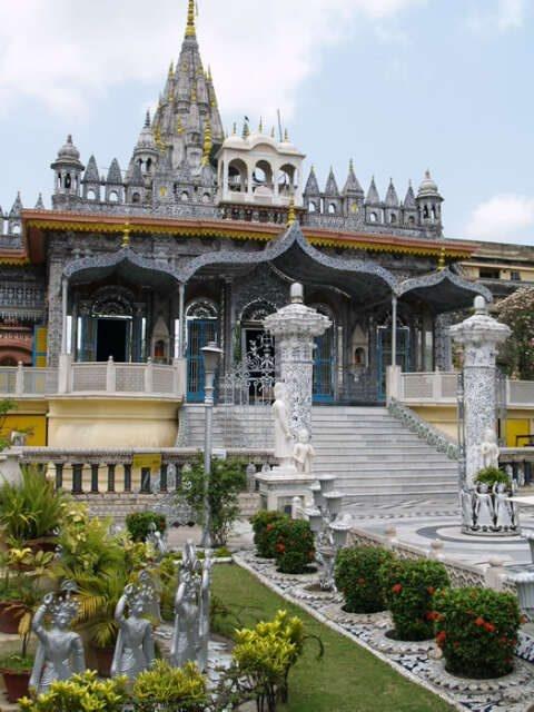 Parsvanath Jain Mandir Kolkata