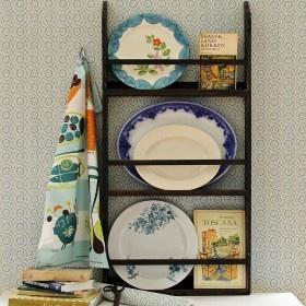 Plate Rack (Storage Dinner Set)