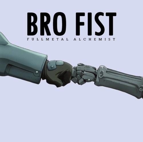 FMA BrothersFist