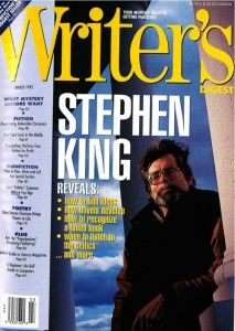 Writer's Digest Stephen King Interview | Steven King Quotes