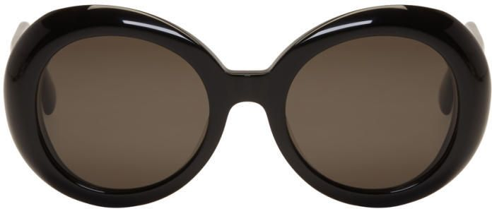 aec5db32b7 Gentle Monster Black Red Pocket Sunglasses