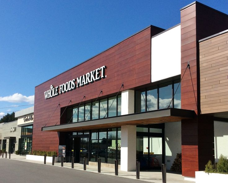 Image result for whole foods architecture