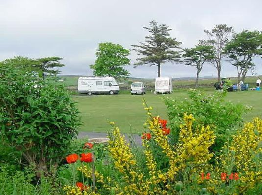 Inver Caravan Park Dunbeath, Caithness, UK, Scotland. Campsite. Camping. Outdoors. Holiday. Outdoors Holiday. Travel. Children Welcome. Pets Welcome.