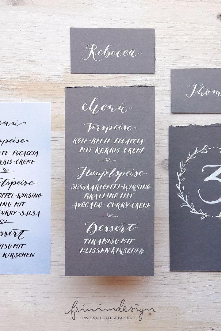 Kalligraphie Fur Eure Hochzeit Hochzeitseinladung Hochzeit Hochzeitskarten