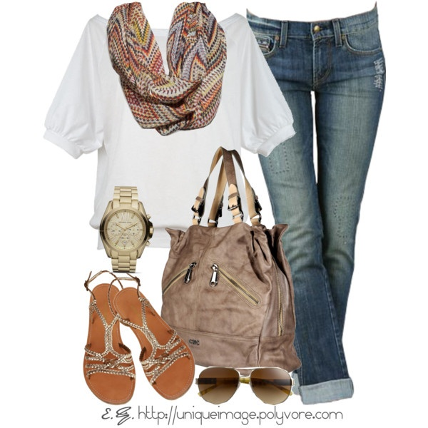 casual look.: Fashion, Style, Jeans, Fall Outfits, Spring Summer Outfits, Spring Outfits, Summer Clothing, Travel Outfits, White Tops