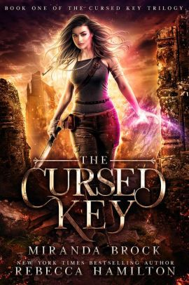 The Cursed Key: A New Adult Urban Fantasy Romance Novel in