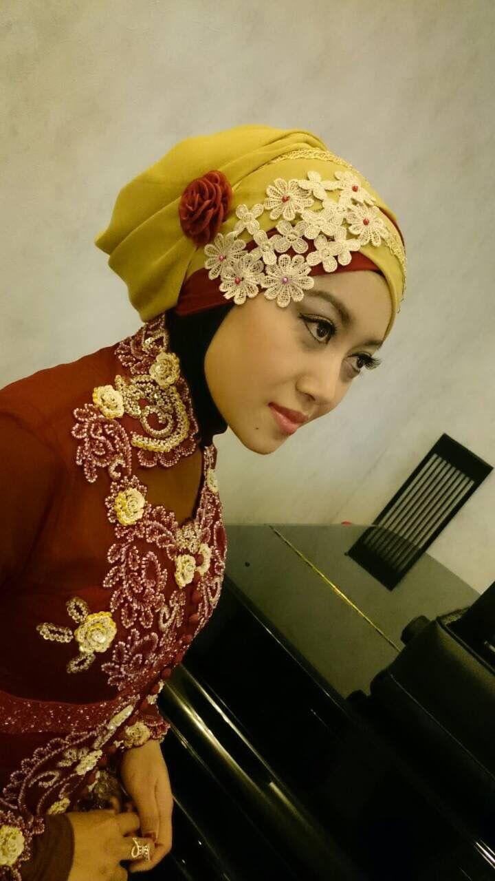 Kebayak hijab fashion