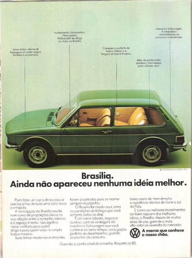 Volkswagen Brasilia                                                                                                                                                                                 Mais
