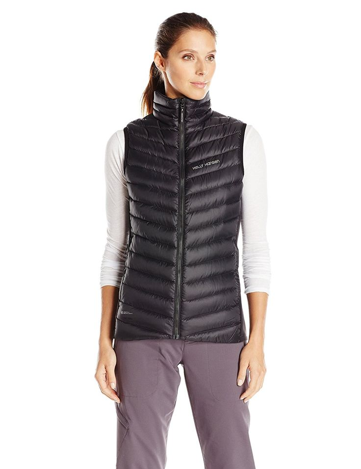 Helly Hansen Women's Verglas Down Insulator Vest *** You can find more details by visiting the image link.