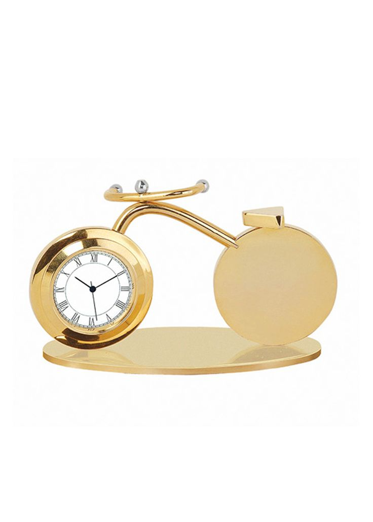 Give someone cycle Desk Clock presented by Return favors for celebrating occasions, its great gifting option for special people to make your dear ones memorable.