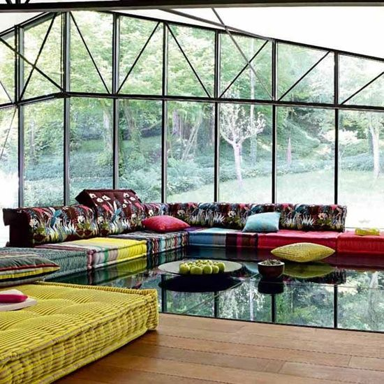 Luxury Living Rooms | Indoor and outdoor decoration