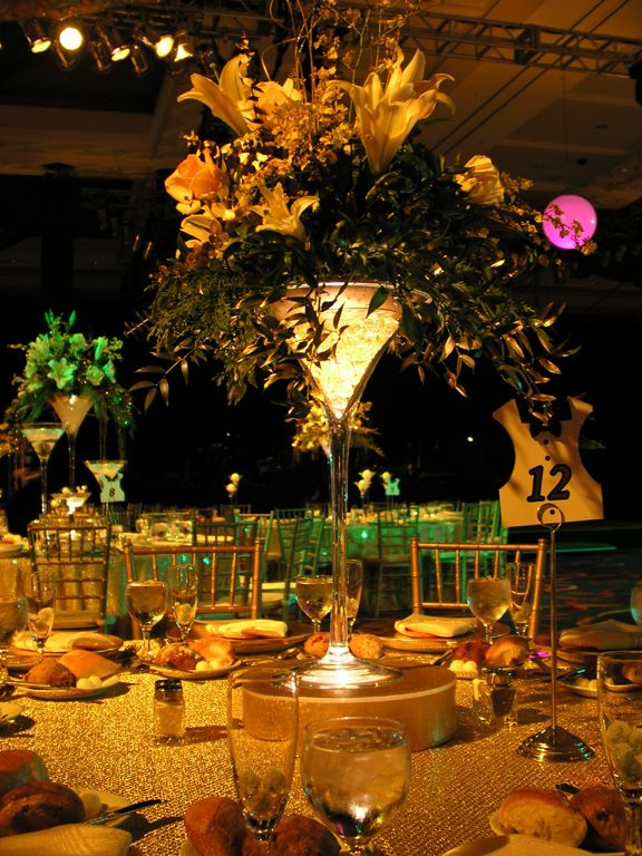 Best ideas about martini centerpiece on pinterest