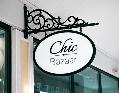 "Check out new work on my @Behance portfolio: ""Chic Bazaar"" http://on.be.net/1Kpv2v5"