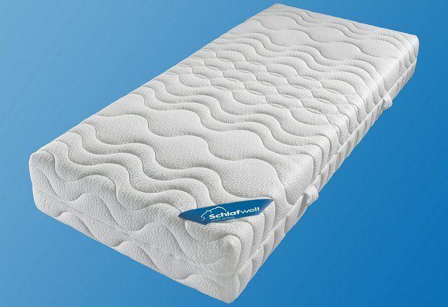 Komfortschaummatratze »KS Luxus SW«, , 27 cm hoch, Raumgewicht: 30, (1-tlg), extra hoch und komforta