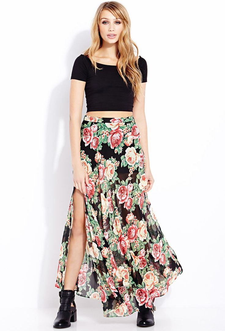65 best Skirts images on Pinterest | Long skirts, Maxis and Cute ...