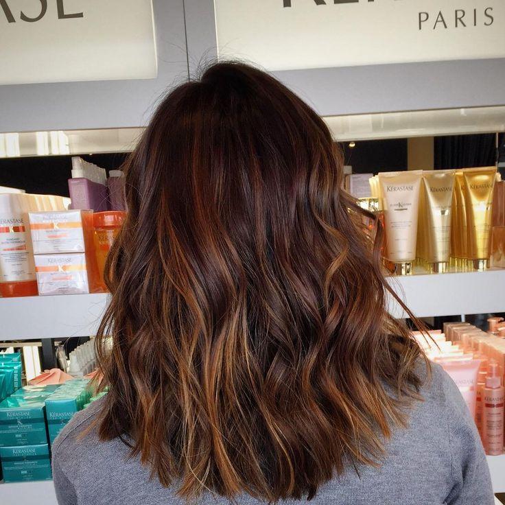 The 25 best chocolate caramel hair ideas on pinterest brunette chocolate caramel hair dimensional brunette brown curls waves pmusecretfo Gallery