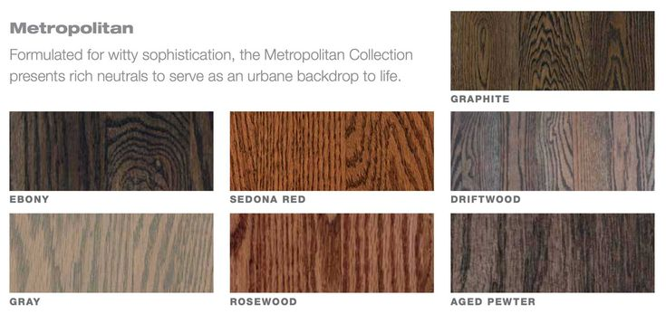 Bona 174 Drifast Hardwood Floor Stain Color Swatch Chart In