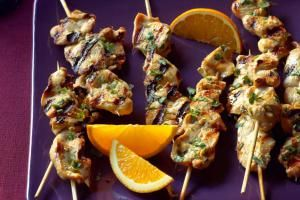 Top 10 Chicken Marinades: Orange and Onion Marinade