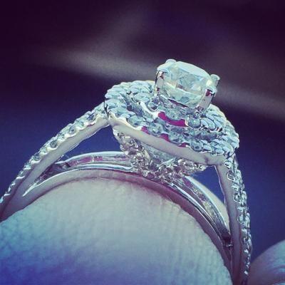 512 best Engagement Rings images on Pinterest | Promise rings ...