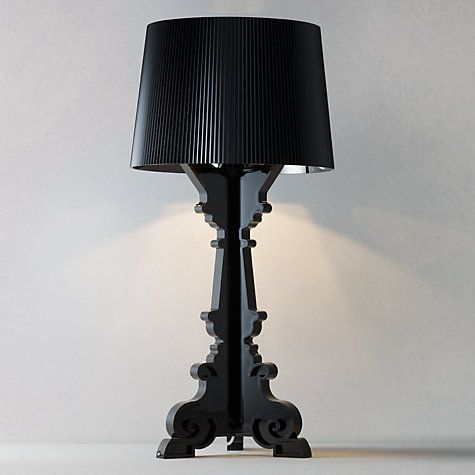 18 best kartell bourgie images on pinterest table lamps buffet lamps and acrylic nail designs. Black Bedroom Furniture Sets. Home Design Ideas