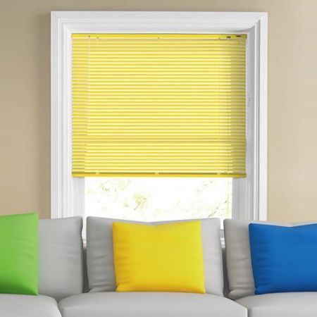 Image for Standard, Yellow - Venetian Blind
