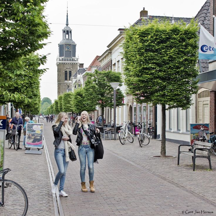 Streetphotography: Joure, the Netherlands - (C) Gert Jan Hermus