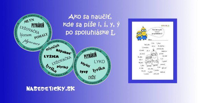 Slovenský jazyk - druháci