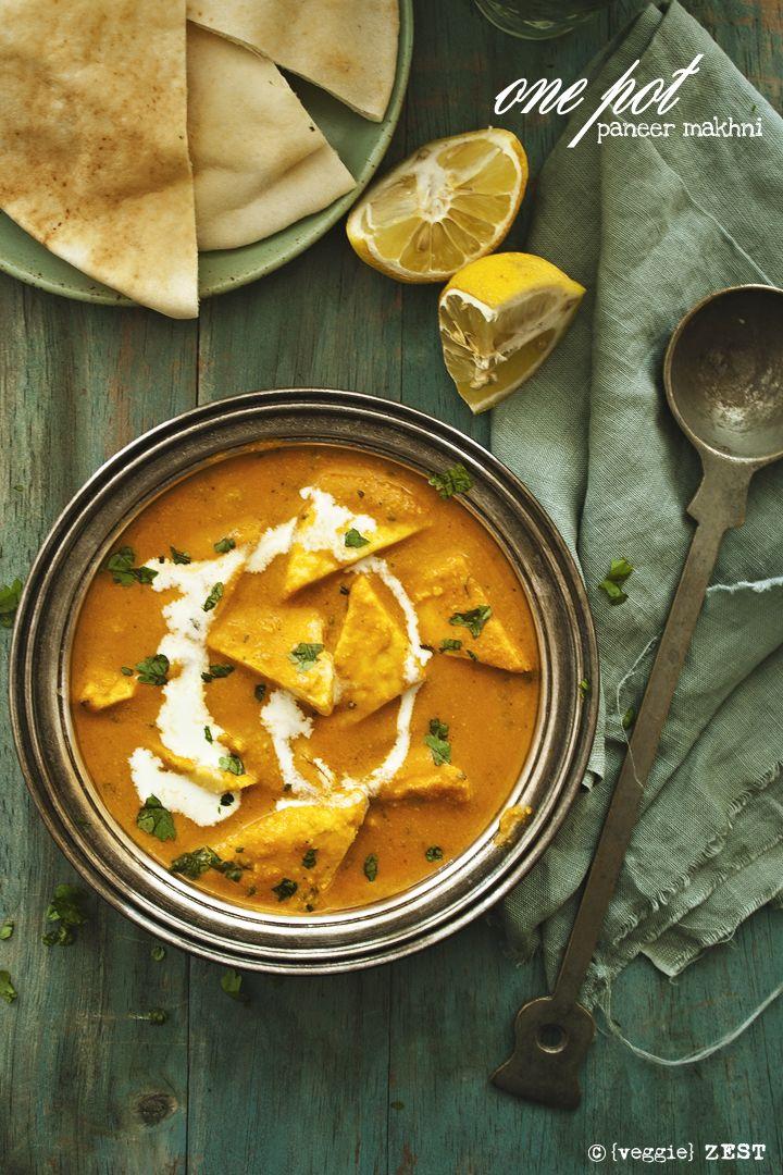 Restaurant Style - One Pot Paneer Makhni