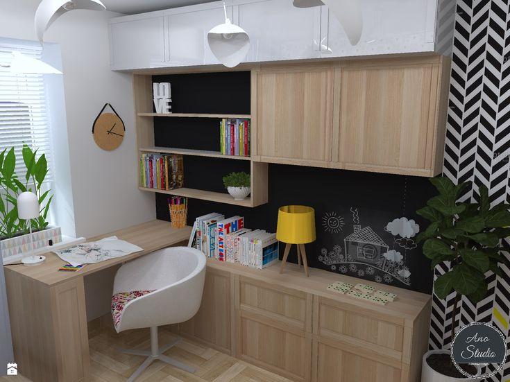 Pokój dziecka styl Nowoczesny - zdjęcie od Ano Studio - Pokój dziecka - Styl Nowoczesny - Ano Studio