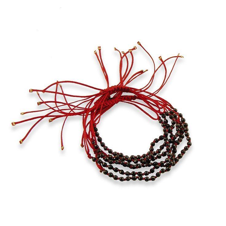 Rosario Spinel Bracelet - Adorable Adornments