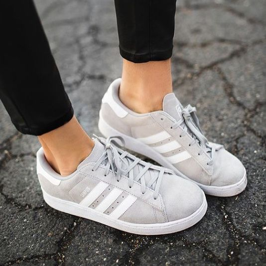adidas campus homme blanche