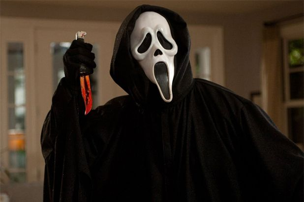 'Scream' Series Won't Feature Ghost Face