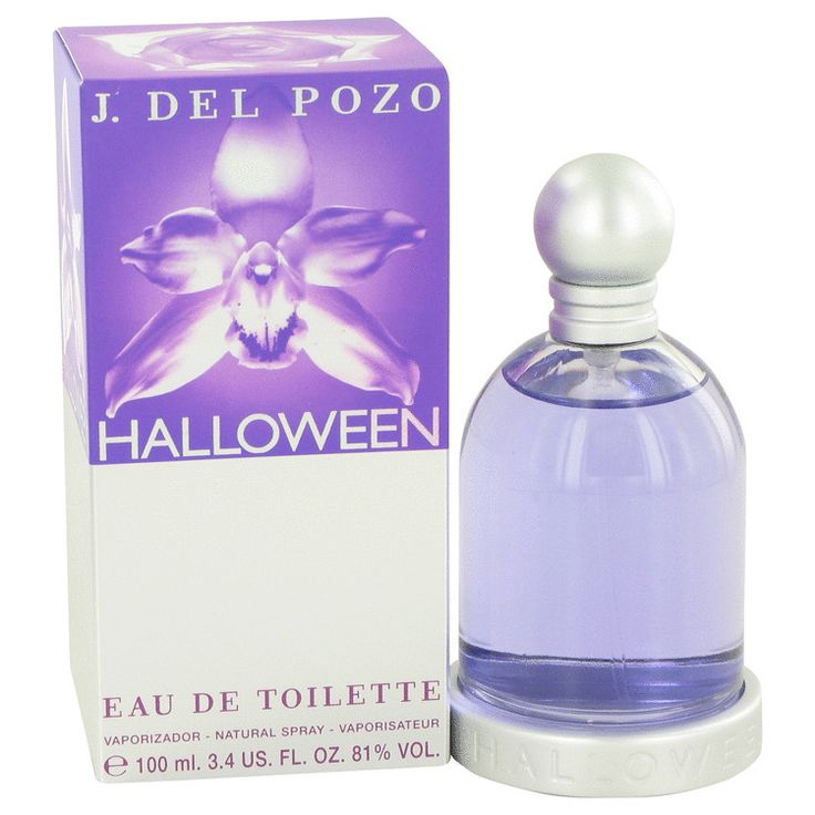 Halloween Perfume by Jesus Del Pozo