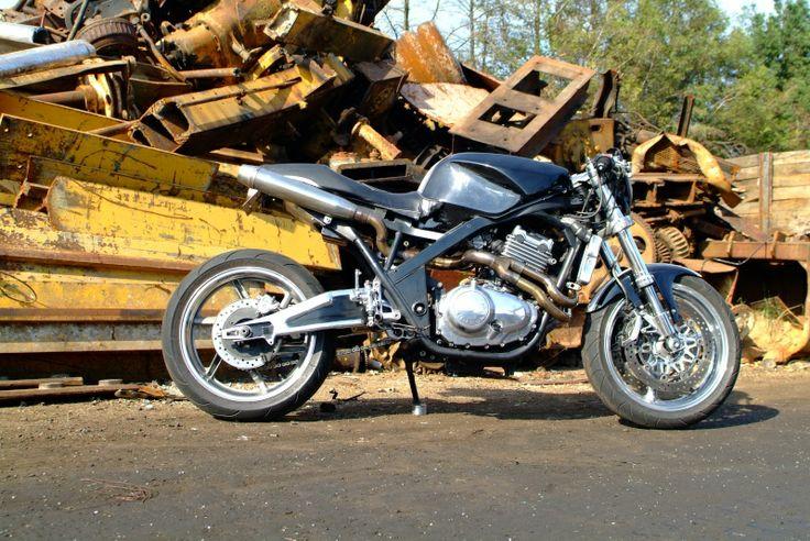 HONDA 500 CB :: Voir le sujet - Spark motor's, rock'n'roll garage /// Page1 ---Le Garage !!!