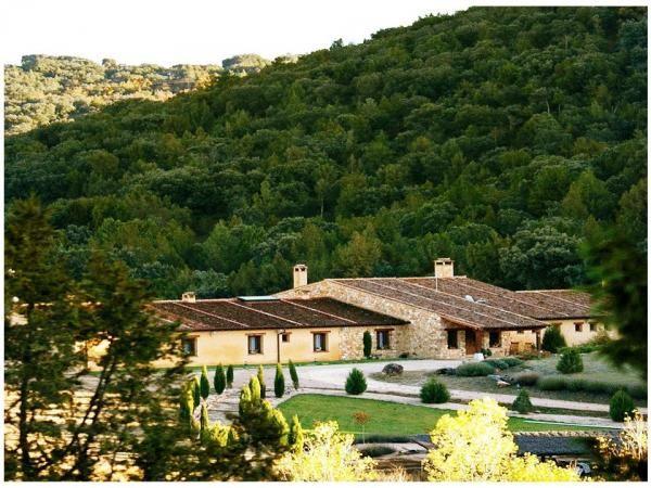 del Verde al Amarillo - Hotel Rural- Restaurante (Segovia)