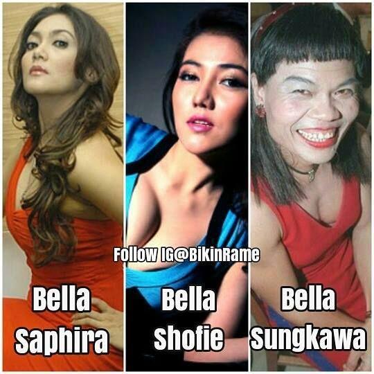 Bella Sungkawa - #GambarLucu - http://goo.gl/BUqCj1