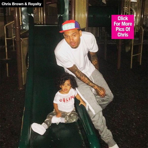 Chris Brown Interview: He Reveals He Wants More Children AfterRoyalty