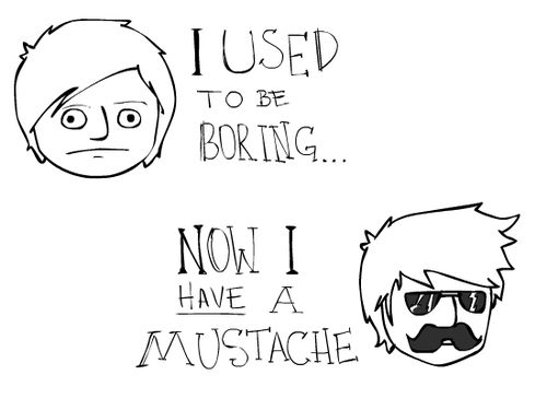 17 Best Images About Movember & MUSTACHES