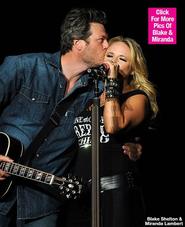Miranda Lambert Pregnant With Blake Shelton's Child After Divorce — Report