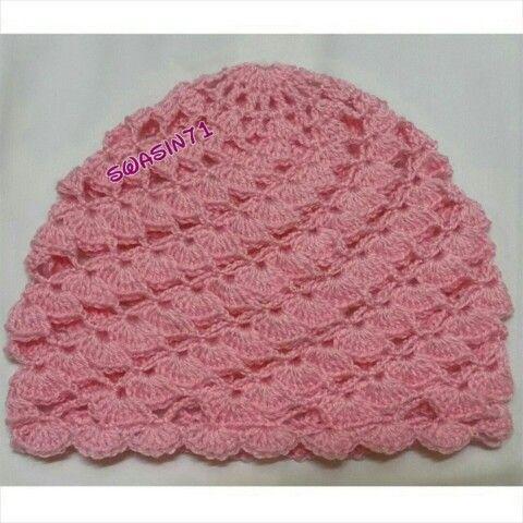 #crochet#crocheting#yarn#handmade#craft #amazing #hook #Stitch #غرزة# #كروشيه#خيوط#خيط#أشغال#أعمال#يدوية#باترون#باترونات#جميل#مدهش#صنارة#سنارة #learn #أفكار#ideas#أعمالي# #diagram#قبعة#hat#pink#good_idea#فكرة جميلة