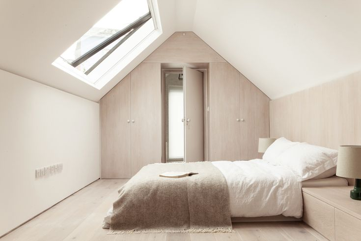 Loft conversion design by Joao, #architect on Design for Me. Having an extra #bedroom in you home will come in handy. Get matched with the right design professional for your home project on www.designforme.com