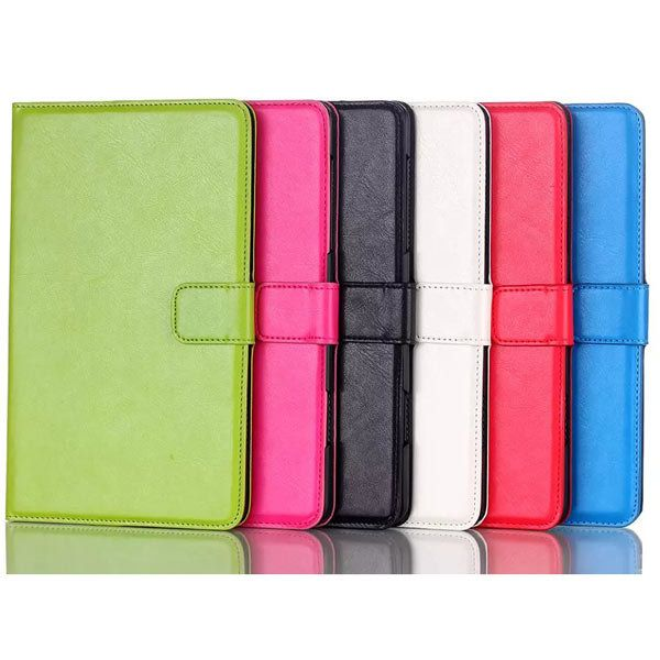Folio PU Leather Case Folding Stand Cover For Samsung Tab S T700