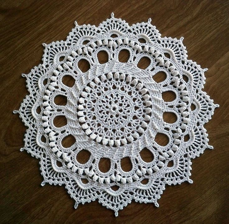 Splendid by Patricia Kristoffersen   por LaceCrochet