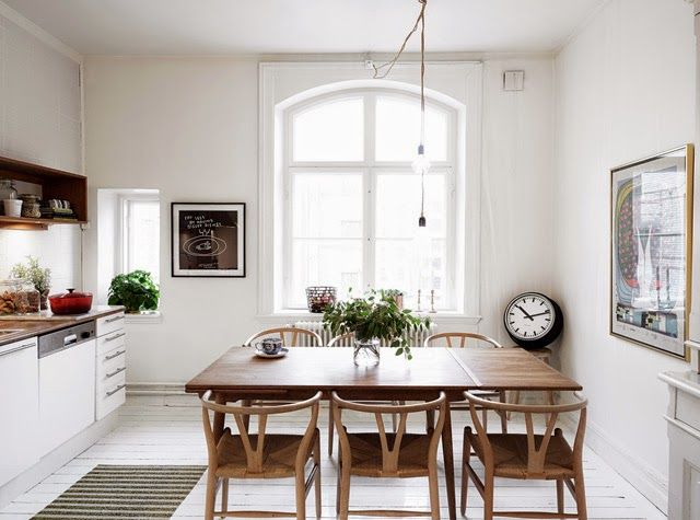I need to de-clutter! pinned from my scandinavian home