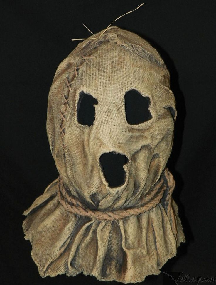Dark Night Of The Scarecrow Movie Quality Mens Face Mask Brown in Clothing, Shoes & Accessories | eBay