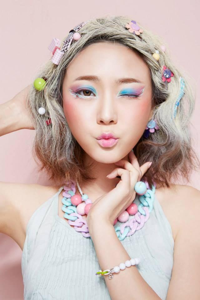 pastel pop / Sae A Eom